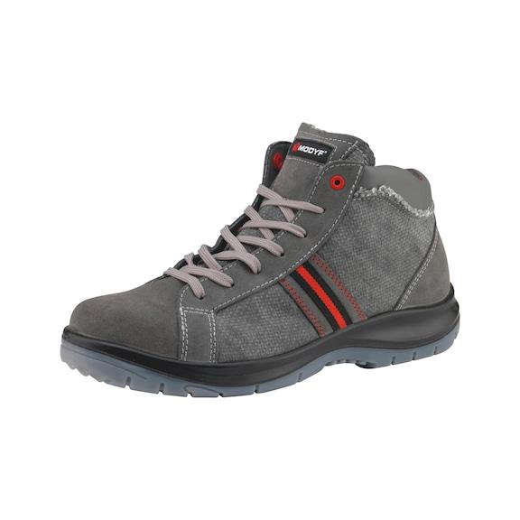 b0f2246de5 Vysoká bezpečnostná obuv Fashion ...