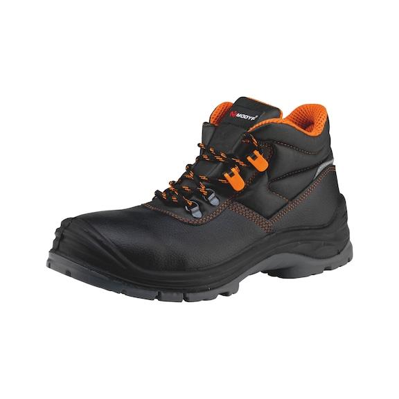 ac84c0142c Kúpiť Vysoká bezpečnostná obuv S3