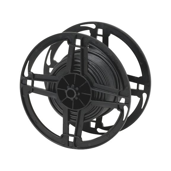 Câble pour véhicule FLRY - CAB.ELEC.BOB.ORSY.25 M NOIR 4,0