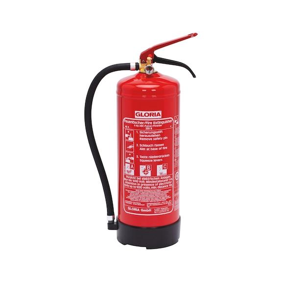 Feuerlöscher EN 3 6 kg