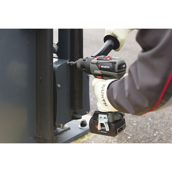 Trapano avvitatore a batteria BS 18-A EC Power - 1