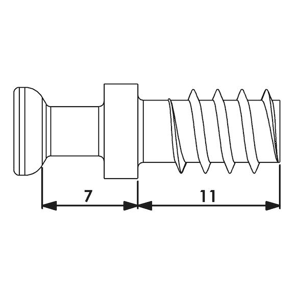 Systeemschroef - 2