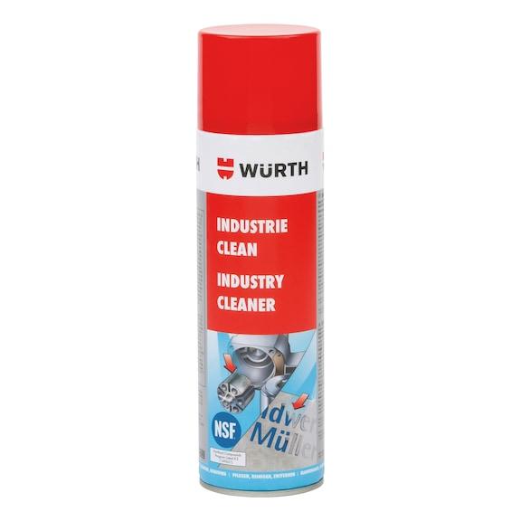 Cleaner Industry Clean - LBLREM-(INDUSTRY-CLEANER)-AEROCAN-500ML