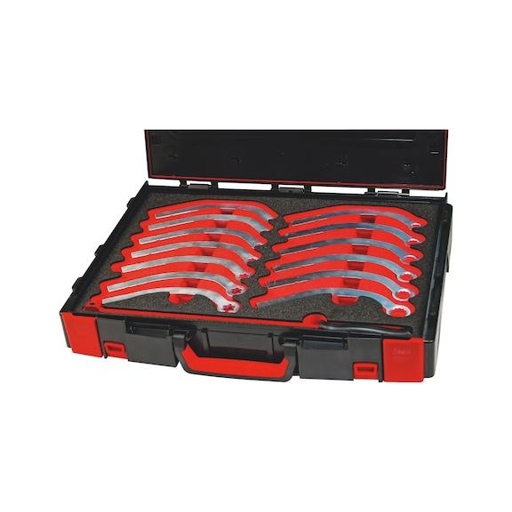 kit d'outils pour galets tendeurs