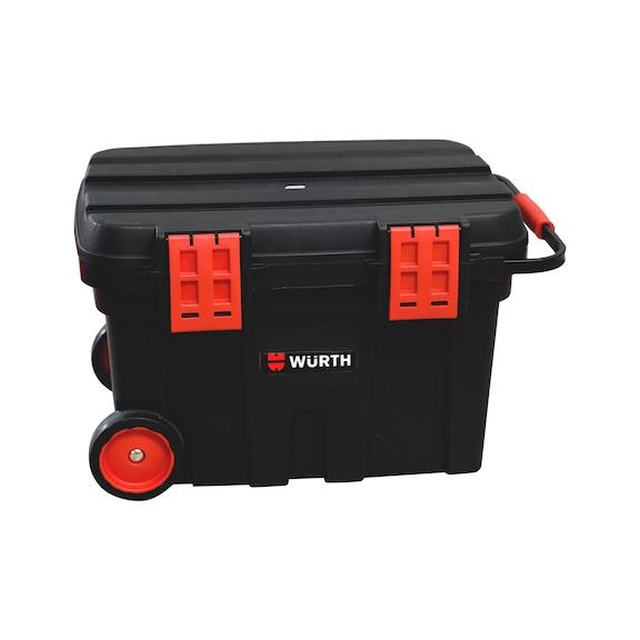 Boîte à outils À roulettes - 1