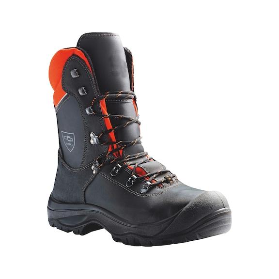 c3f5ca3f0 Vásárolja meg Vágásvédő csizma, S3 Black Forest (M422130044 ...