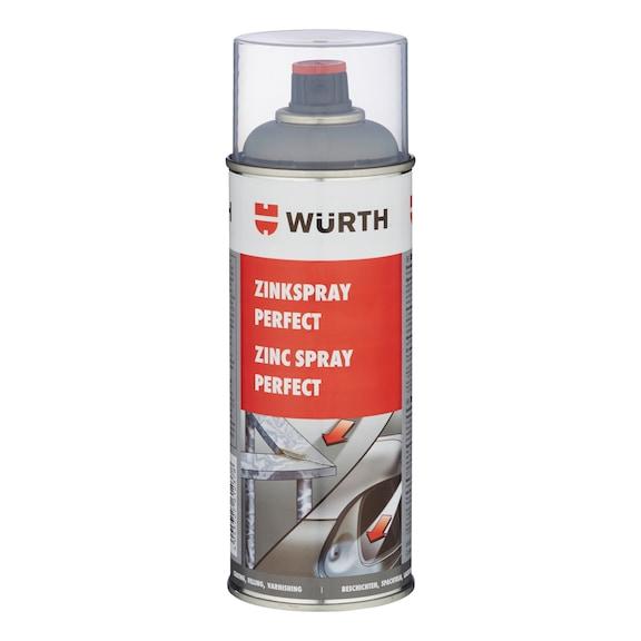 パーフェクト亜鉛スプレー - ジンクスプレー PERFECT 400ML