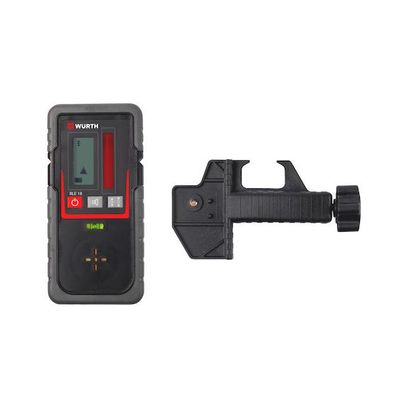Ricevitore laser per livello laser rotante RLE18 - RICEVITORE-PER-LASER-RLE18