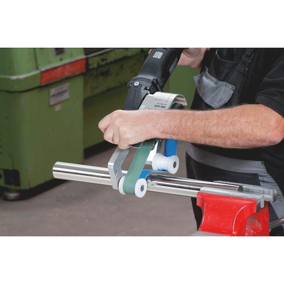 Pásová brúska na potrubia, adaptér RBS 650 - 2