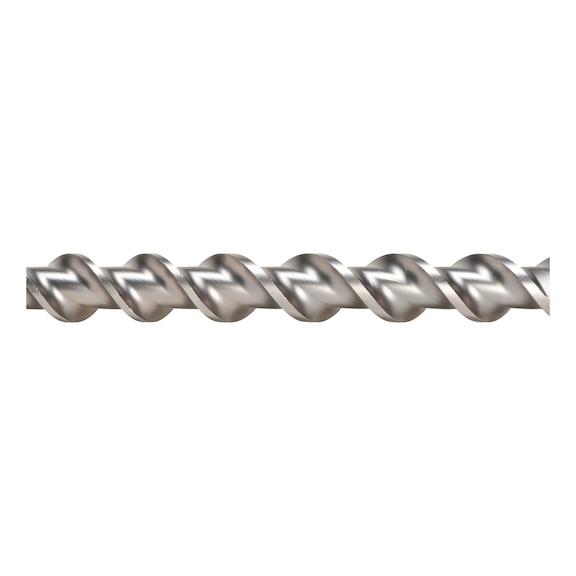 Hamerboor Max Quadro-L Vario - 0