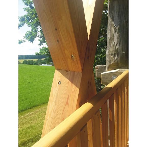 ASSY<SUP>®</SUP> 3.0 SK Винт для конструкций из дерева - 0
