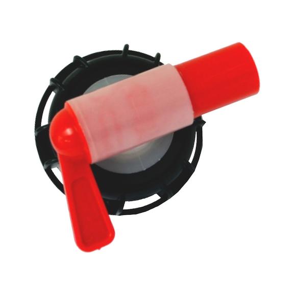 Screw on cap tap - FOR 20L DRUM