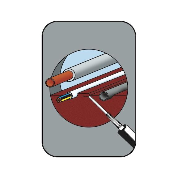 Mousse PU coupe-feu intumescente Bi-composants - MOUSSE PU INTUMESCENTE CF 380 ML