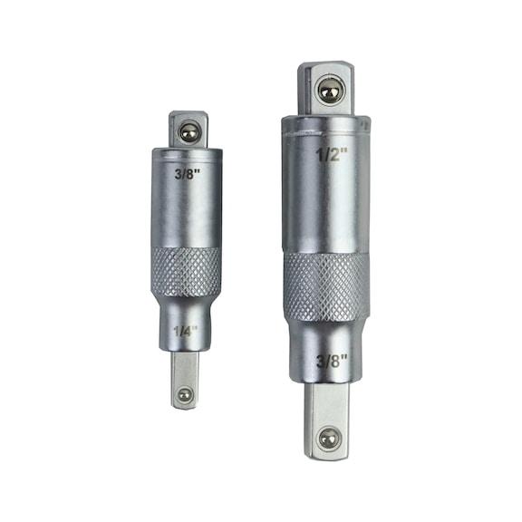 Kit d'adaptateurs 6-en-2 professionnel - ADAPTATEUR 6 EN 2 2 PIECES