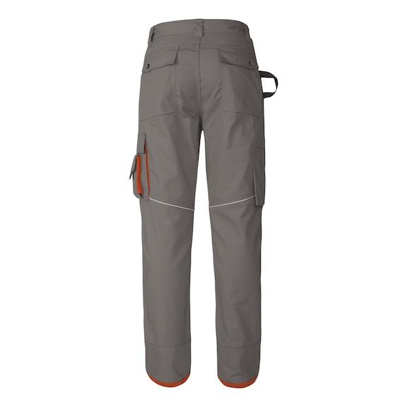 Pantalons STARLINE<SUP>®</SUP> Plus - PANTALON STARLINE PLUS GRIS/ORANGE T52