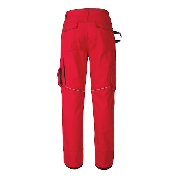 Pantalons STARLINE<SUP>®</SUP> Plus - PANTALON STARLINE PLUS ROUGE/NOIR T40