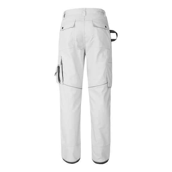Pantalons STARLINE<SUP>®</SUP> Plus - PANTALON STARLINE PLUS BLANC/GRIS T44