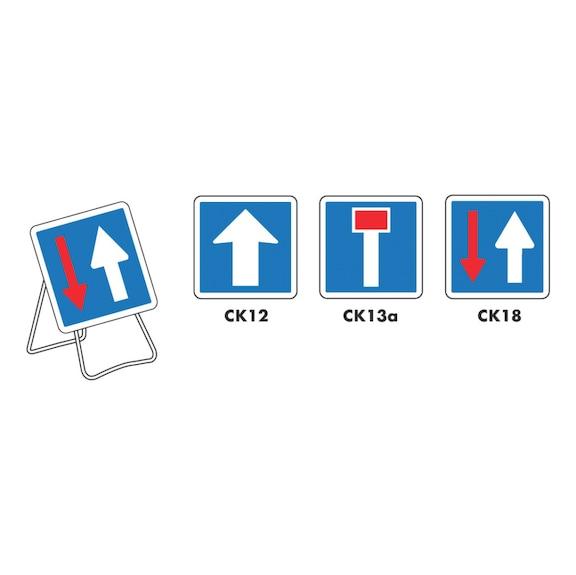 Poster Panneaux de signalisation et des signaux de danger définies •  Pixers® - Nous vivons pour changer