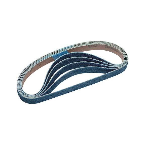 Alumina Zirconia Linishing Belts - G40 10X330MM