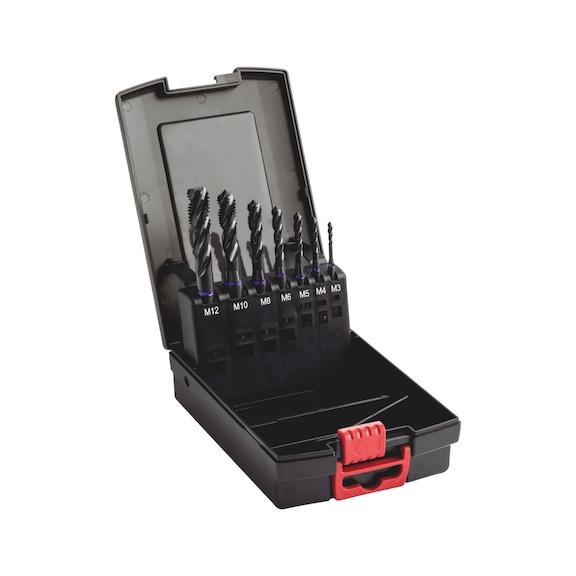 HSCo maskinsnittapper til bundhuller, Zebra