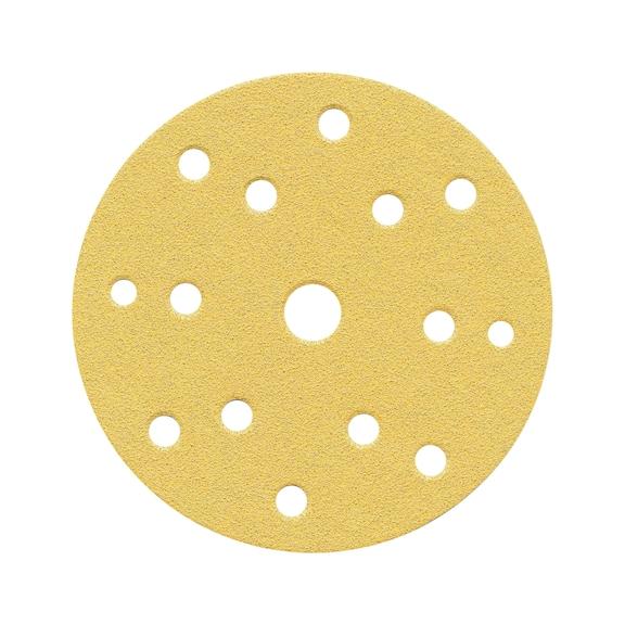 Dry sanding disc - P40 D150MM