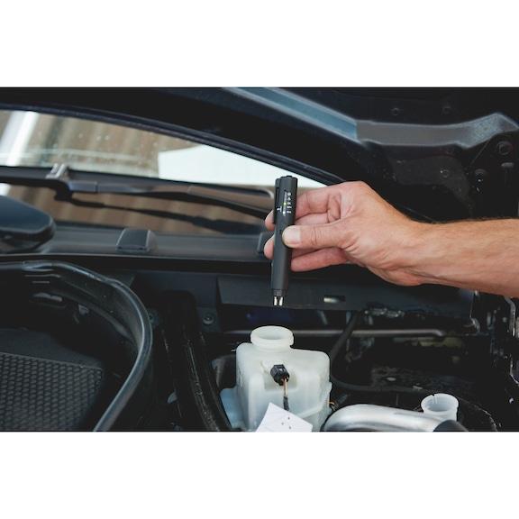 Testovací prístroj na brzdovú kvapalinu - 0