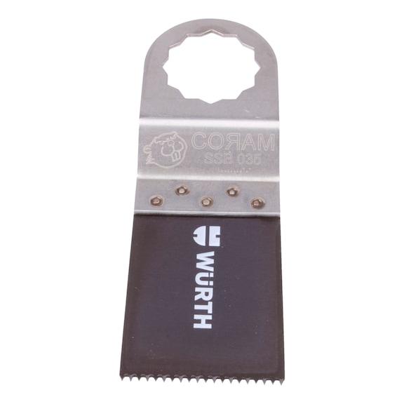 E-Cut Sägeblatt Einzelzahn