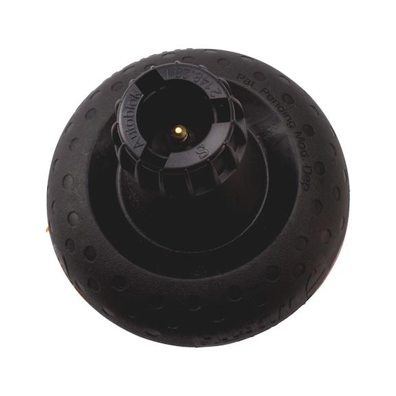 Gyrophare halogène Pour tube à enfoncer - Gyrophare basique 12V sur tige flexible