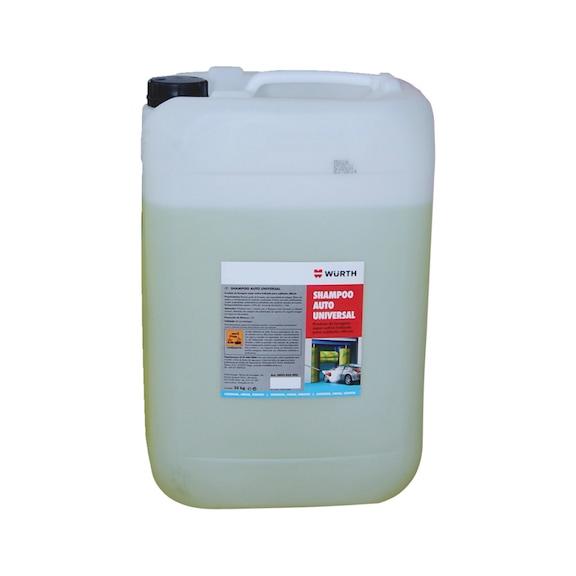 Shampoo Auto Universal - SHAMPOO AUTO UNIVERSAL 25KG