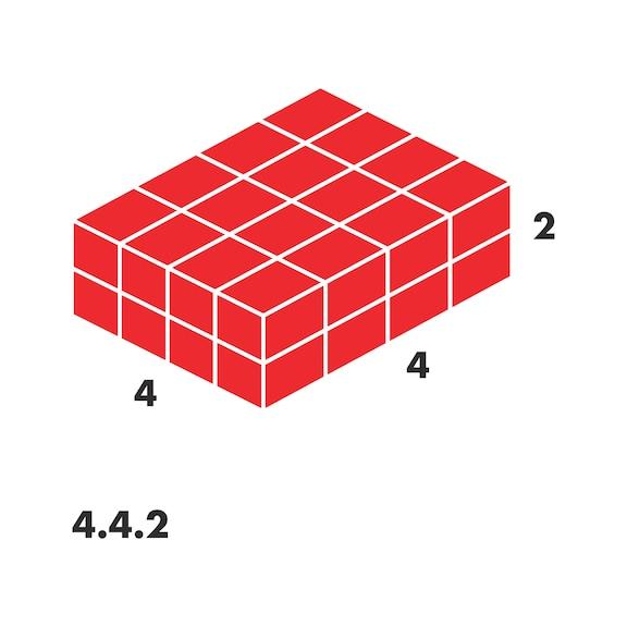 Interior plástico, 4.4.2 - INTERIOR 4.4.2. - 8 DIVISÓRIAS