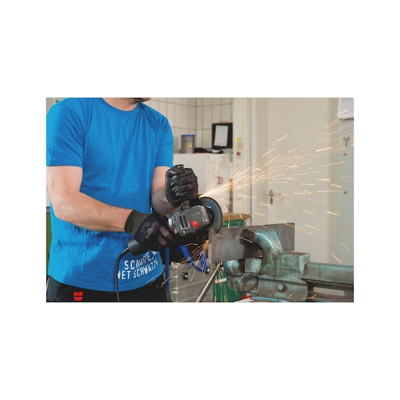 Smerigliatrice angolare elettrica 115 mm - 2