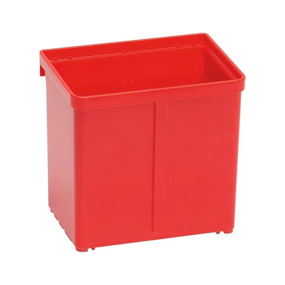 Caixa de sistema - SYSBOX 2.1.2. VERMELHO