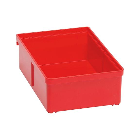 Caixa de sistema - SYSBOX 2.2.1. VERMELHO