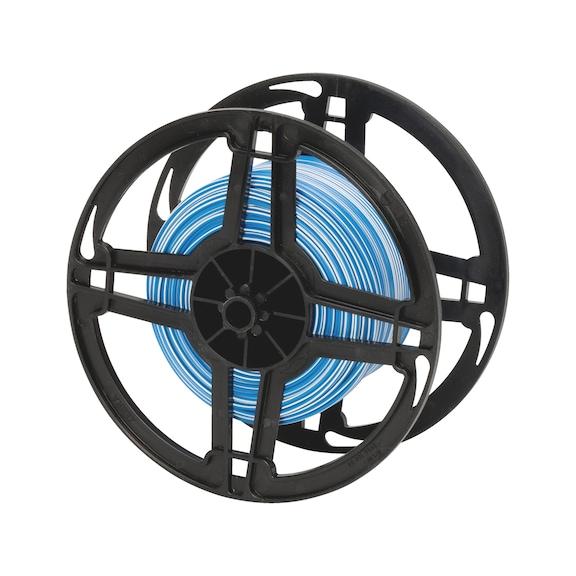 Vehicle line - (BLUE/WHITE) 1,5SMM