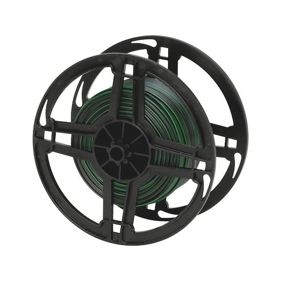 Vehicle line - (BLACK/GREEN) 1,5SMM