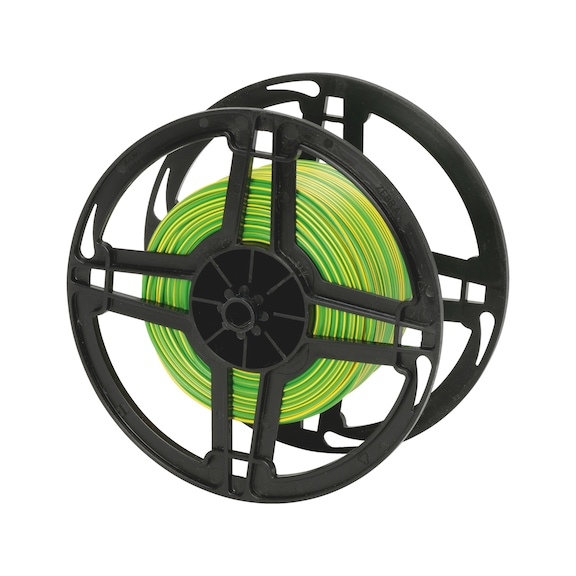 Vehicle line - (GREEN/YELLOW) 1,5SMM