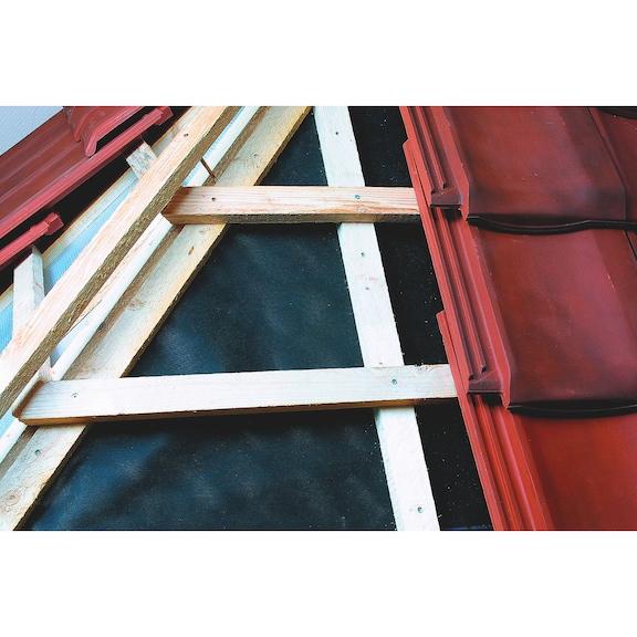 Membrane sous-toiture et film de protection pour toit WÜTOP® Trio TR2  - 2