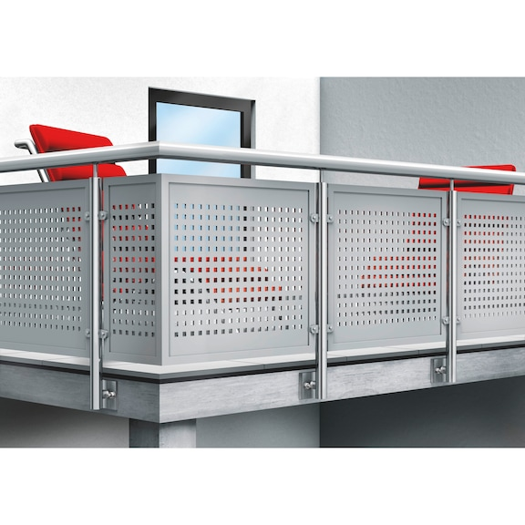 Injektionsmörtel Beton Multi WIT-UH 300 - DBL-MOERT-(WIT-UH300)-KART-320ML
