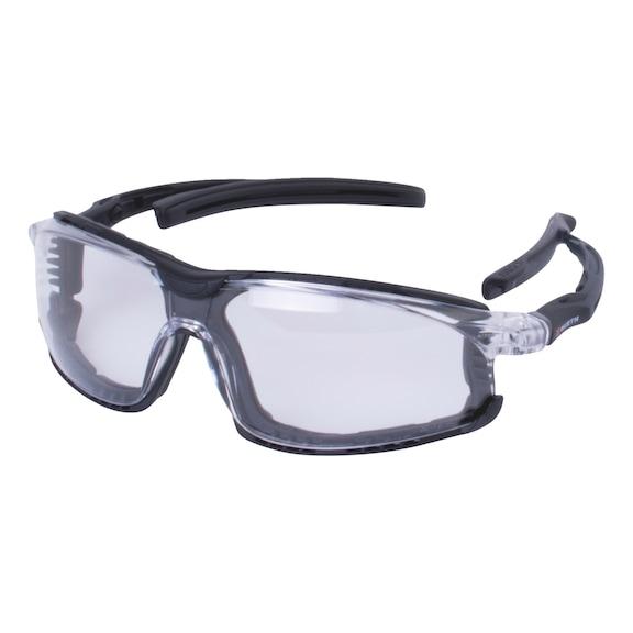 Safety goggles, Ergo Foam - GREY