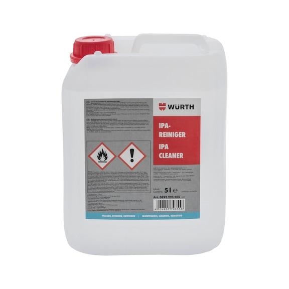 Isopropanolreiniger IPA-Reiniger - ALLZWREINIG-(IPA-REINIGER)-5LTR