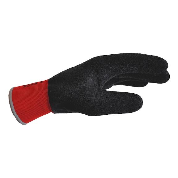 Guanto invernale per meccanici rosso taglia invernale per meccanici