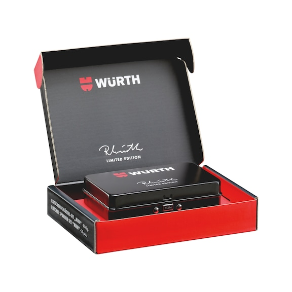 Ratschenschlüssel Set Mini Limited Edition - 0