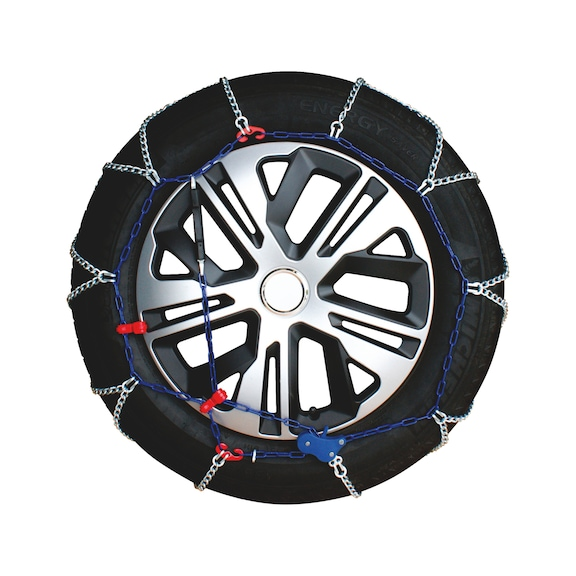 Catena da neve ultrasottile per pneumatici auto  SLIMGRIP - 1