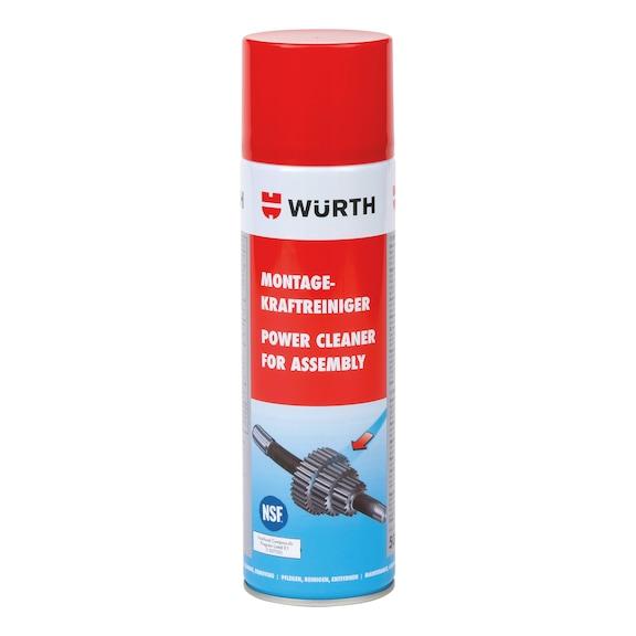 Detergente forte per montaggio - PULITORE POWER P. ASSEMBLAGGIO 500ML