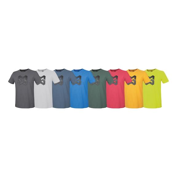 Arbeits T-Shirt Logo IV Hammer