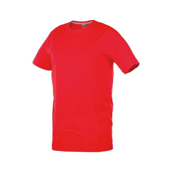 6c49ff9451c T-Shirt de travail - TEE-SHIRT MODYF JOB- ROUGE S