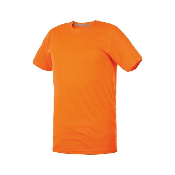 03afbe6076f T-Shirt de travail - TEE-SHIRT MODYF JOB- ORANGE L