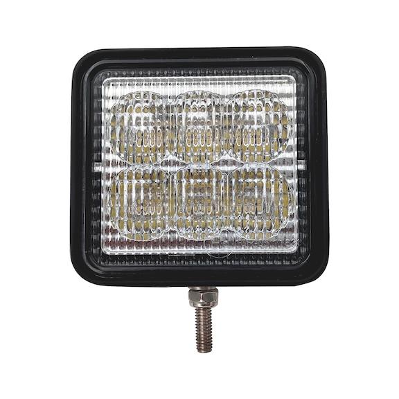 Phare de travail Led 1500 Lumens - PHARE DE TRAVAIL 6X3 LEDS ADR