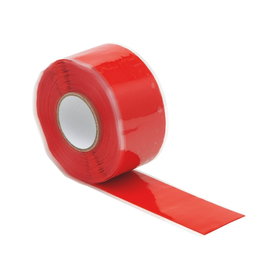 Rapid repair tape - RED 0,5MM 25,4MMX3,65M