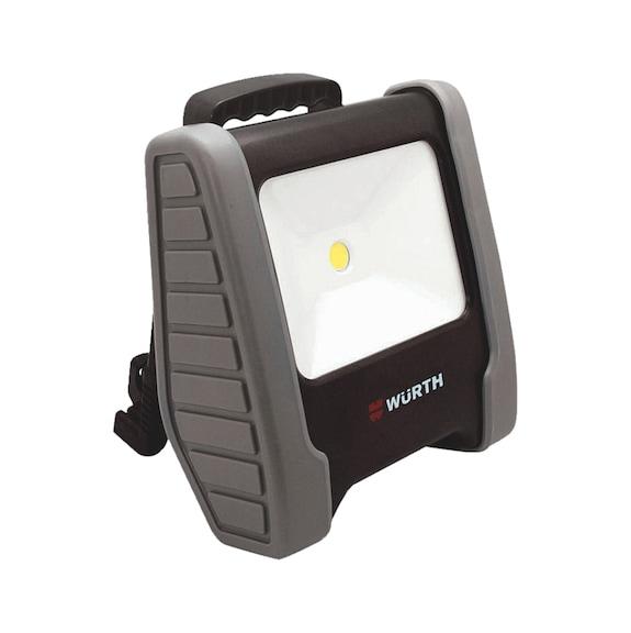 Lampada da lavoro a LED a batteria Ergopower 20 W  - 1